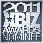 2011 XBiz Awards Nominee