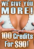 Get more credits